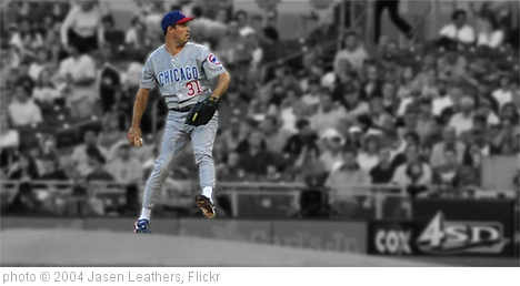'Greg Maddux' photo (c) 2004, Jasen Leathers - license: http://creativecommons.org/licenses/by-sa/2.0/