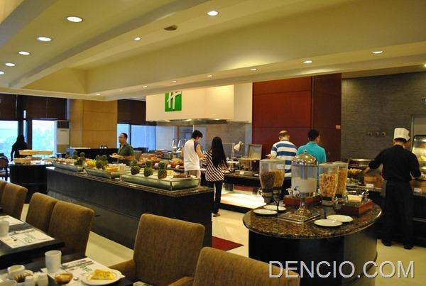 Holiday Inn Galleria Fab Breakfast Buffet 36