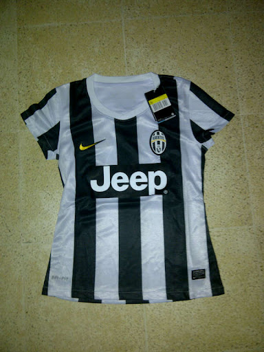 juventus ladies home 2014