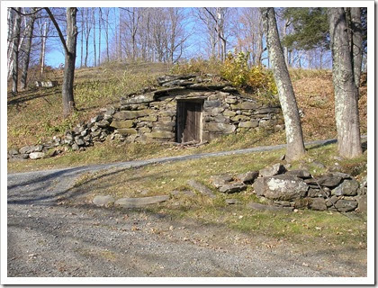 Seabrook root cellar