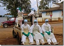 Attesi molti casi di Ebola in Liberia