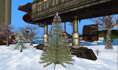 Christmas on Aether Isle 002