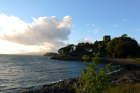 Dunollie Castle, Oban, Scotland 2010