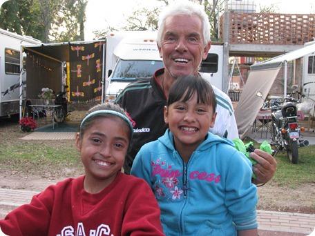 Paola, Daniela & Les