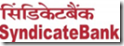 Syndicate Bank Logo,syndicate bank clerk recruitment 2012,syndicate bank clerk jobs 2012