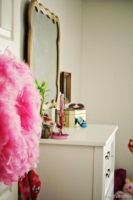 Dresser Makeover Little Girl's Room