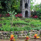 Even A Stone Tower In The Romney Manor Gardens - Basseterre, St. Kitts