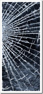 cristales rotos pista de padel