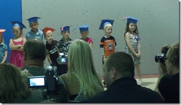 Ava preschool grad 2