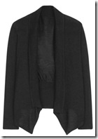 Jigsaw Black Cardigan