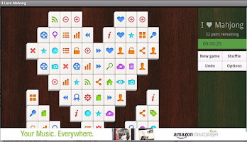 Screenshot of I Love Mahjong