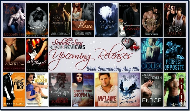 upcomin releases may 12