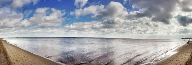 Parlee beach in Shediac. The warmest in Canada.