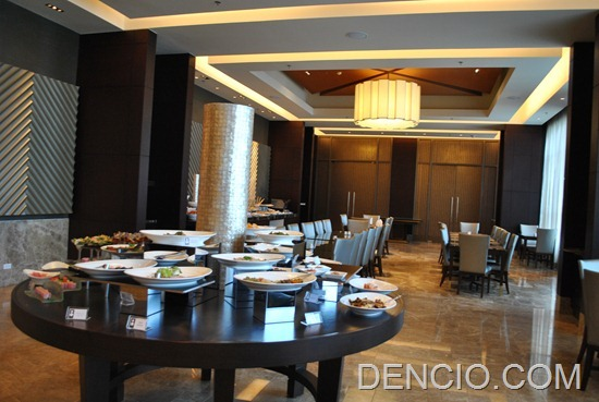 The newest buffet in alabang caf eight dencio com for Q kitchen pasta buffet