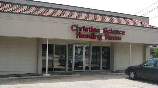 The exterior of the Christian Science Reading Room. Located on South Glenstone. (Photo by: Kenrick Nobles)