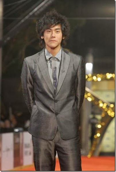 44th Golden Horse Award 2007 Eddie Peng