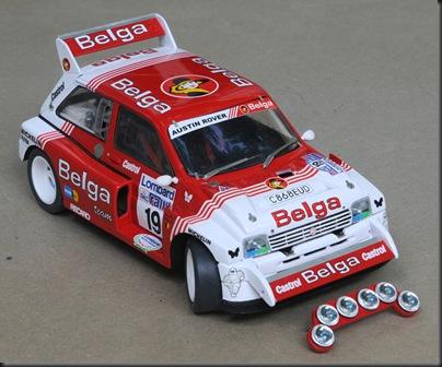 MG Metro Rally 4