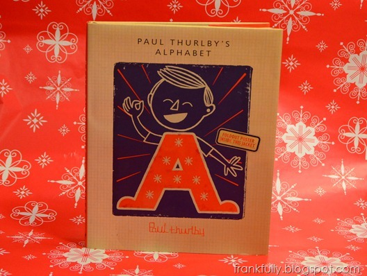 paul thurlby's alphabet