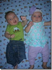 Double babies