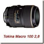 Tokina 100