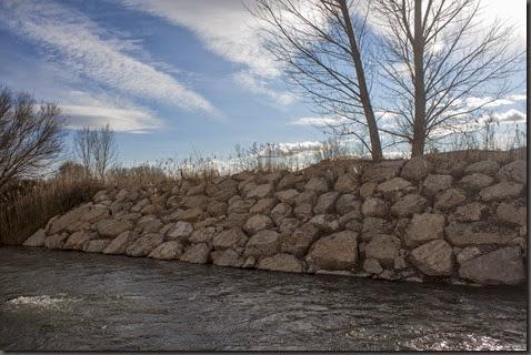 Rio Jiloca Daroca 4