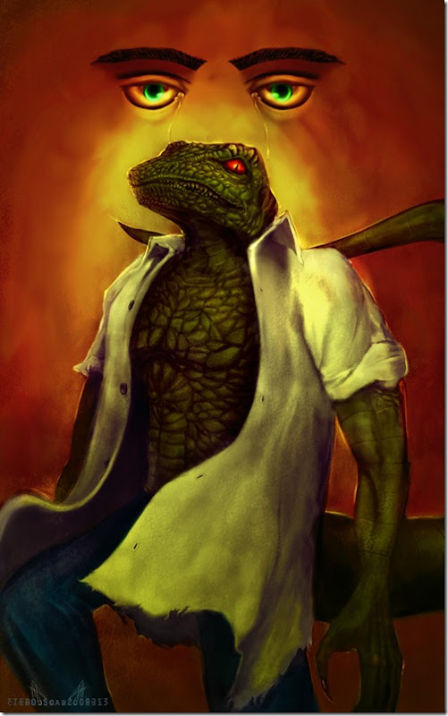 El Lagartom, Lizard,  Dr. Curt Connors (5)