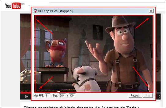 Como criar Gifs Animados apenas com captura de telas - Visual Dicas