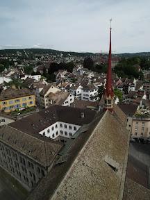 092 - Zurich desde Grossmunster.JPG