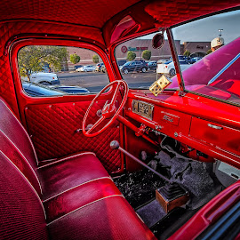 Interior by Ron Meyers - Transportation Automobiles