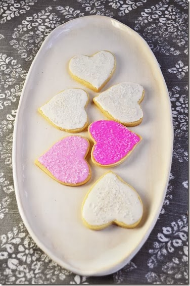 Gluten Free Sugar Cookies with Neon Royal Icing