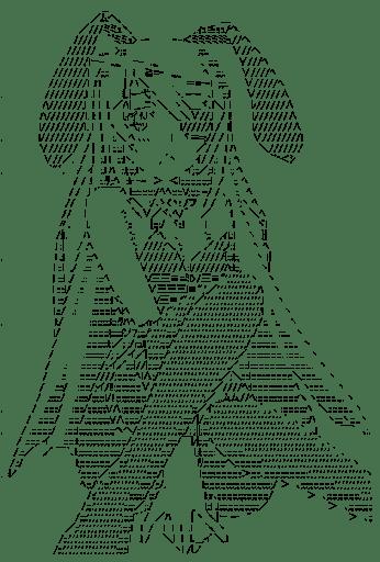 ラウラボーデヴィッヒ うさ耳 (インフィニット・ストラトス)