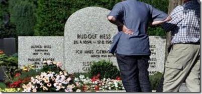 tomba Rudolf Hess