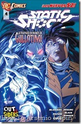 P00004 - Static Shock #4 - False I