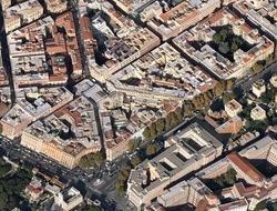 Dal Pincetto alla Breccia di Porta Pia (Google Map)
