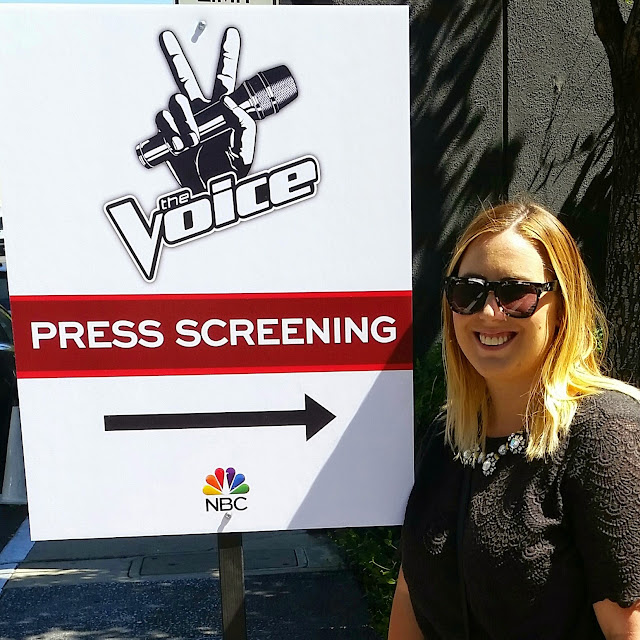 The Voice Season 7 Press Screening