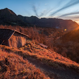 the country life by Barrock Adji - Novices Only Landscapes ( mountain, indonesia, beautiful, scenery, sunrise, bromo )