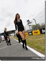 Paddock Girls Gran Premio bwin de Espana  29 April  2012 Jerez  Spain (23)