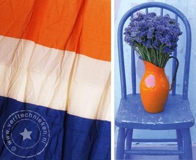verftechnieken-oranje-blanje-bleu