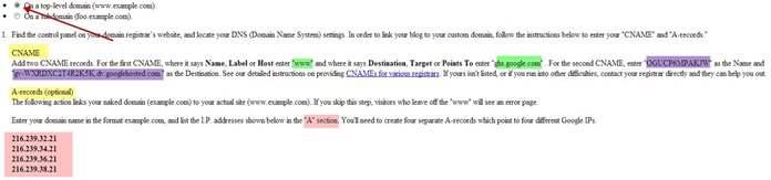 configurazione-dns-blogger
