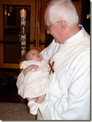 Baby 3 Baptism