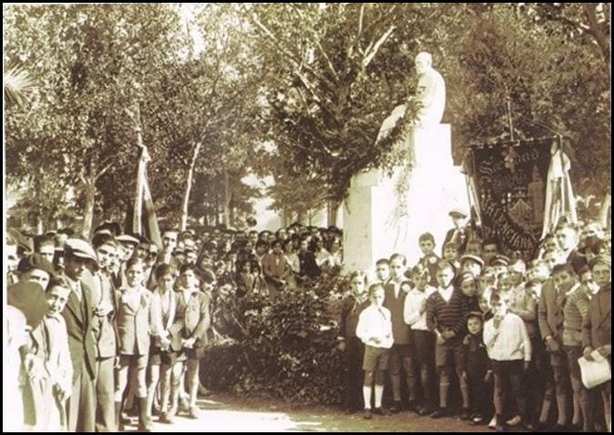 monumento a salvador giner 1921