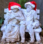Garden Christmas 01