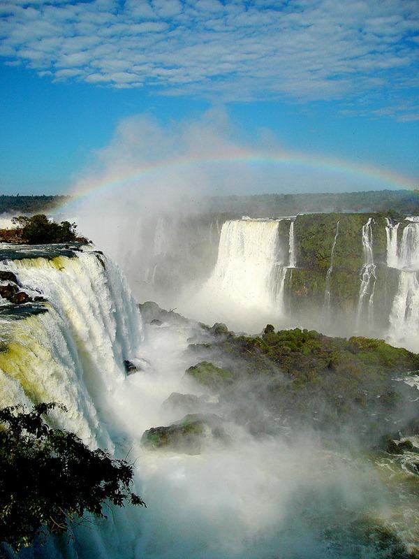 Iguazu Iguacu falls 13