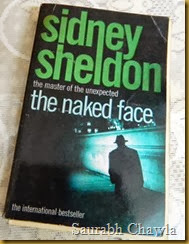 naked face by sidney sheldon