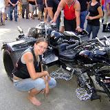 """Old Bikers """"Moto Party Ponidzie"""" Pinczow 14-16.09.2009"""