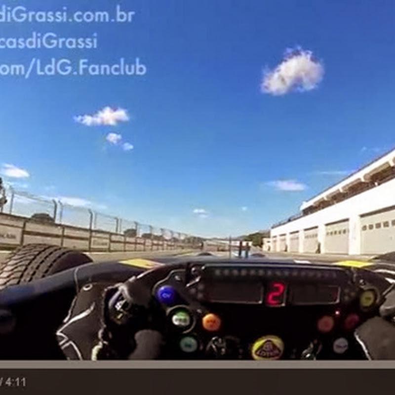 Eye-Level Formula 1 κάμερα κίνησης