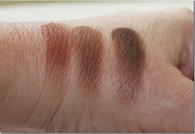 Sonia Kashuk Eye On Neutral Palette swatches 3