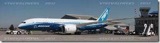 Boeing 787 Panorama 2000-BL