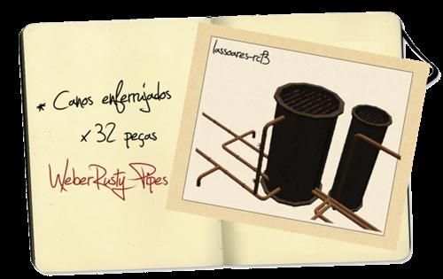 WeberRusty Pipes (Weber) lassoares-rct3