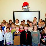 WBFJ Cici's Pizza Pledge - Whitaker Elementary - 3rd Grade - Winston-Salem - 3-20-13
